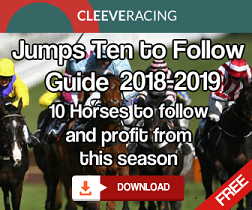 Cleeve Racing Ten to Follow guide 2018