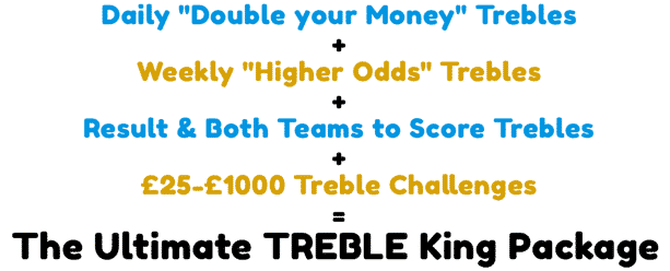 treble king features
