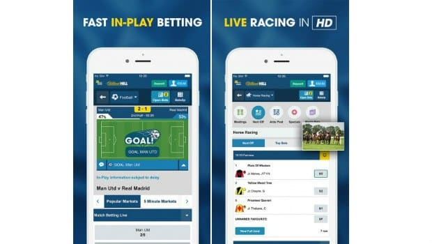 Live Betting Apps