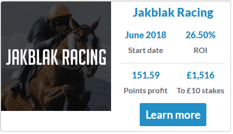 Jakblak racing reviews