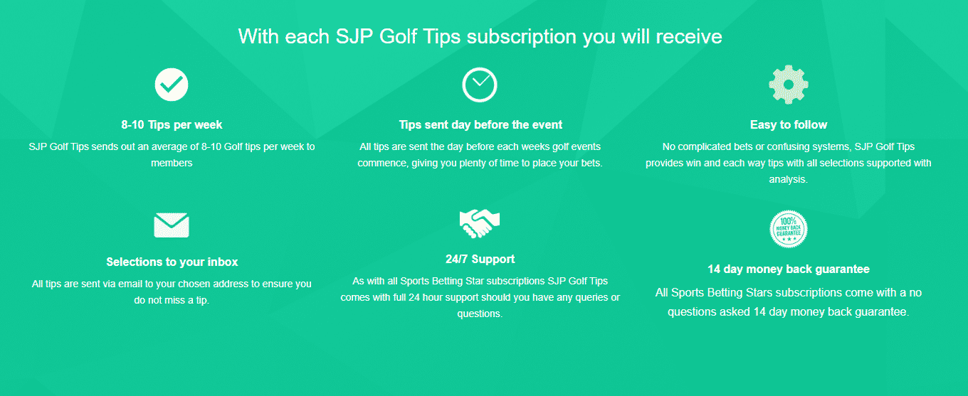 sjp golf tips review info