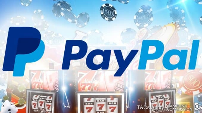 Online Gambling with PayPal - Making Things Easy