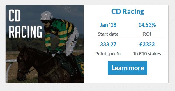 cd racing stats 2021