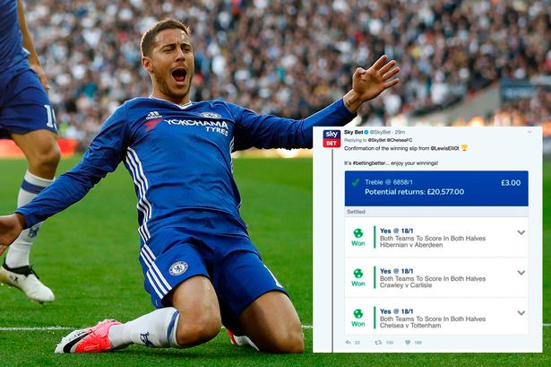 best twitter football tipsters