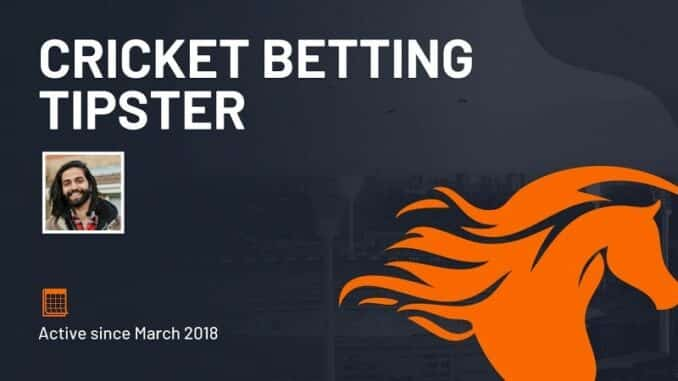 cricket betting tipster review