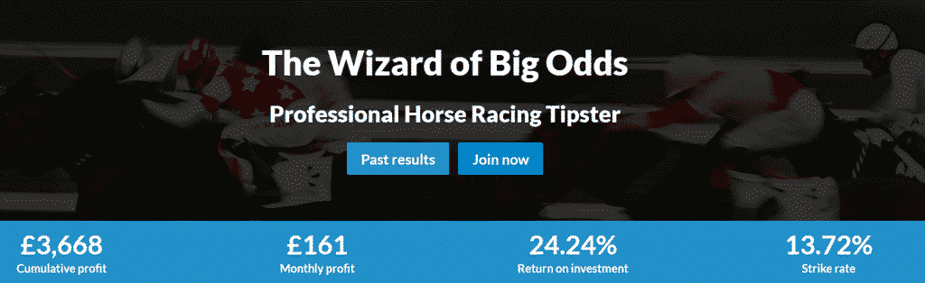 wizard of big odds tipsters empire