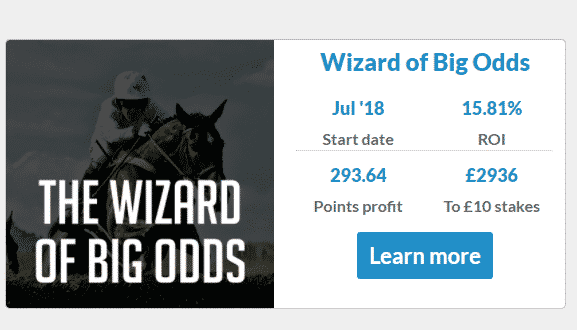 wizard of big odds review tipsters empire