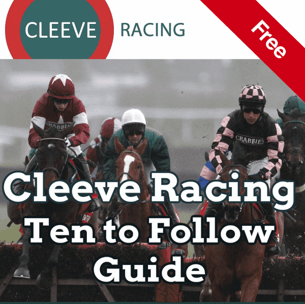 cleeve racing ten to follow for 2021