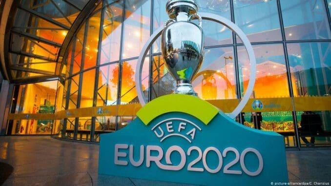 Betting on Euro 2020
