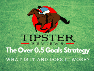 over 0.5 goals strategy